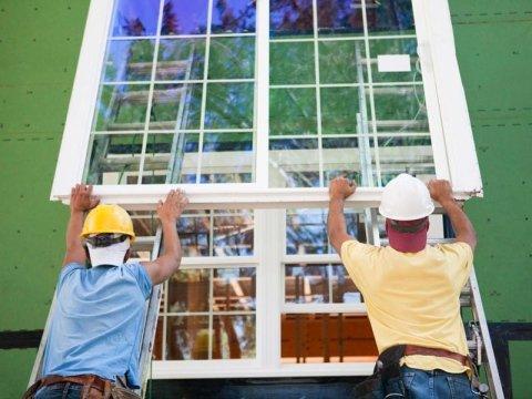 Installazione serramenti