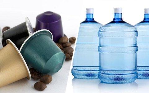 acqua e capsule