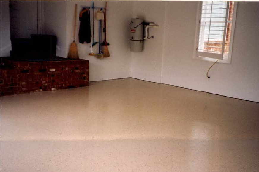 Full Chip Epoxy Floor Coating Buffalo, NY