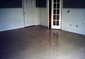 Full Chip Epoxy Floor Coating Buffalo, NY