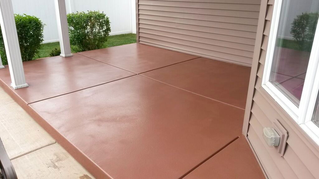 Decorative Concrete Coating Buffalo, NY