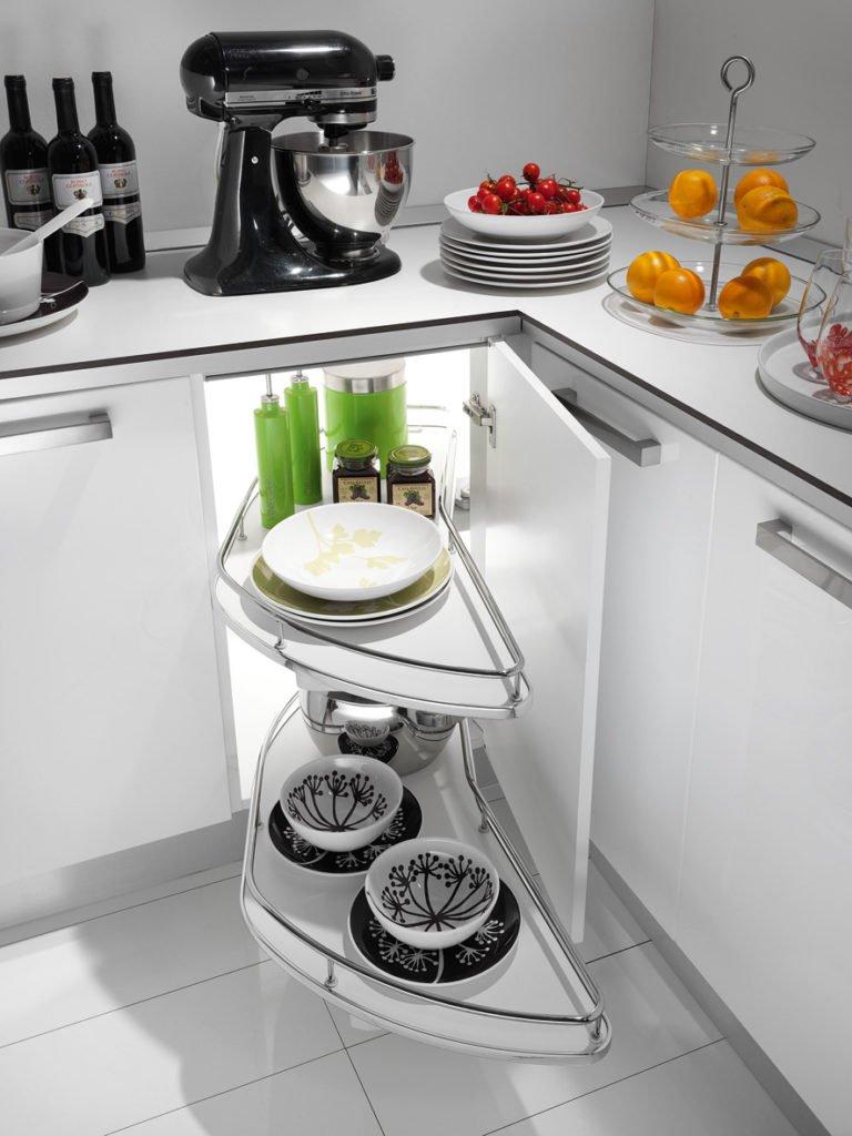kitchen space utilisation