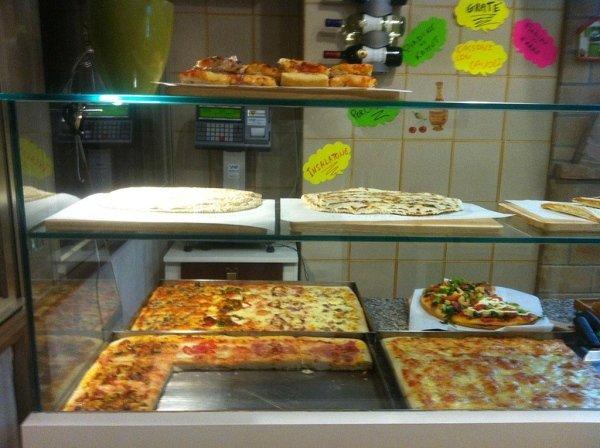 piadine e pizze