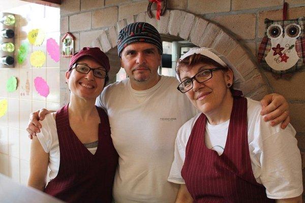 lo staff della piadineria