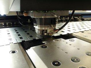realizzazione strutture metalliche industriali