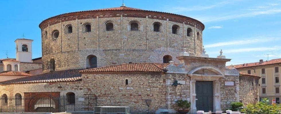 Duomo Vecchio Brescia
