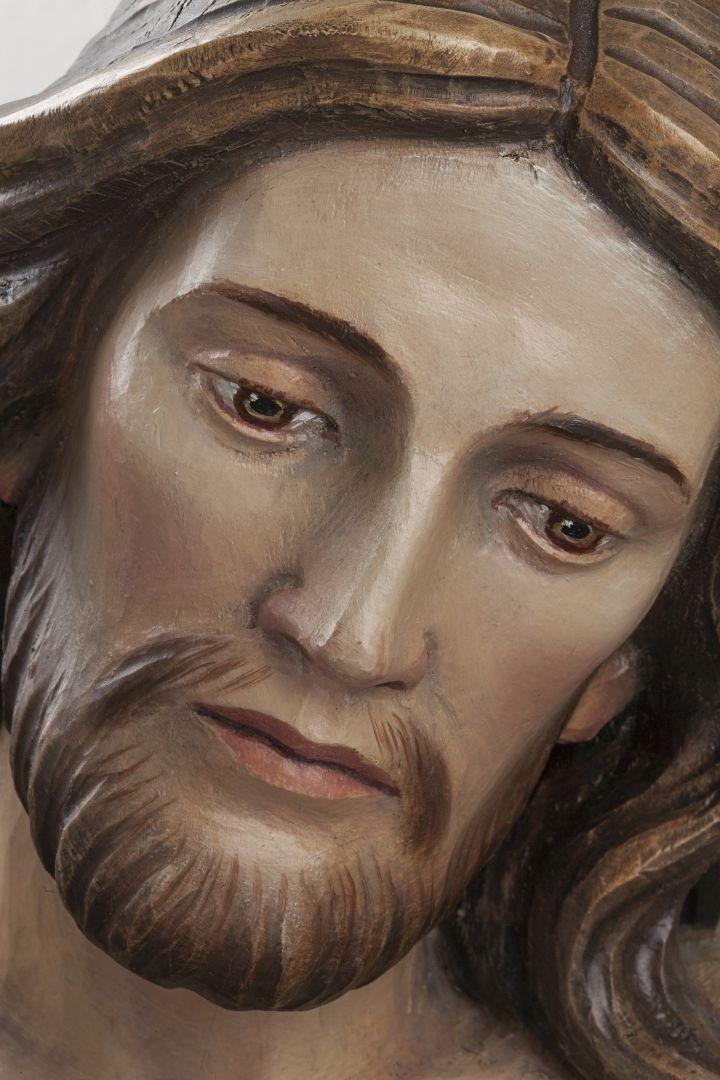 Cristo Risorto dettaglio