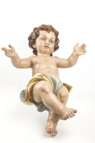 Gesù bambino barocco