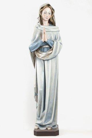 Madonna in preghiera completa