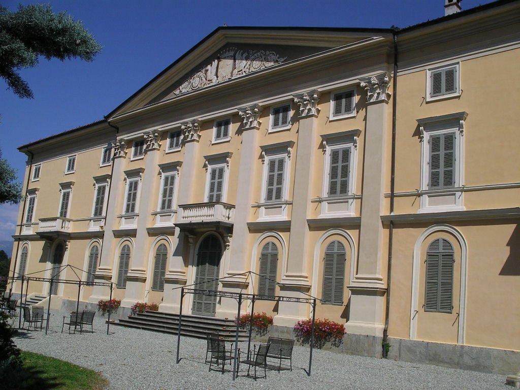 vista di un edificio antico