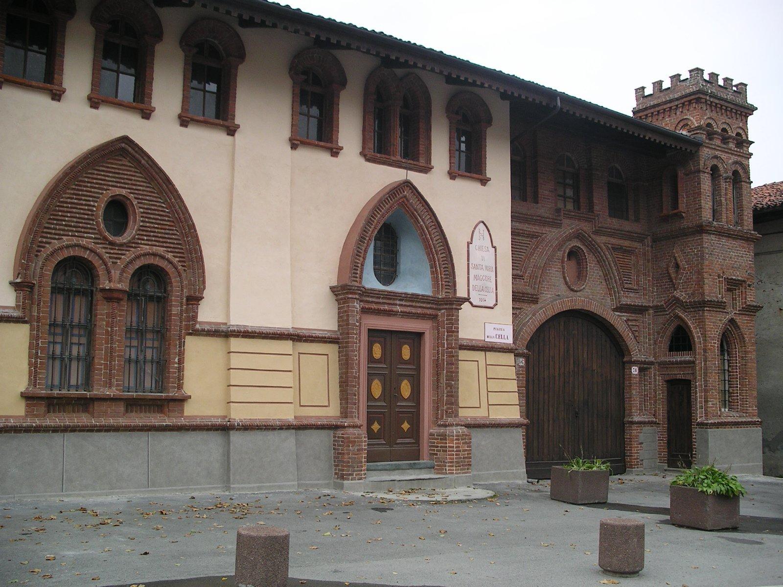 casa stile medievale