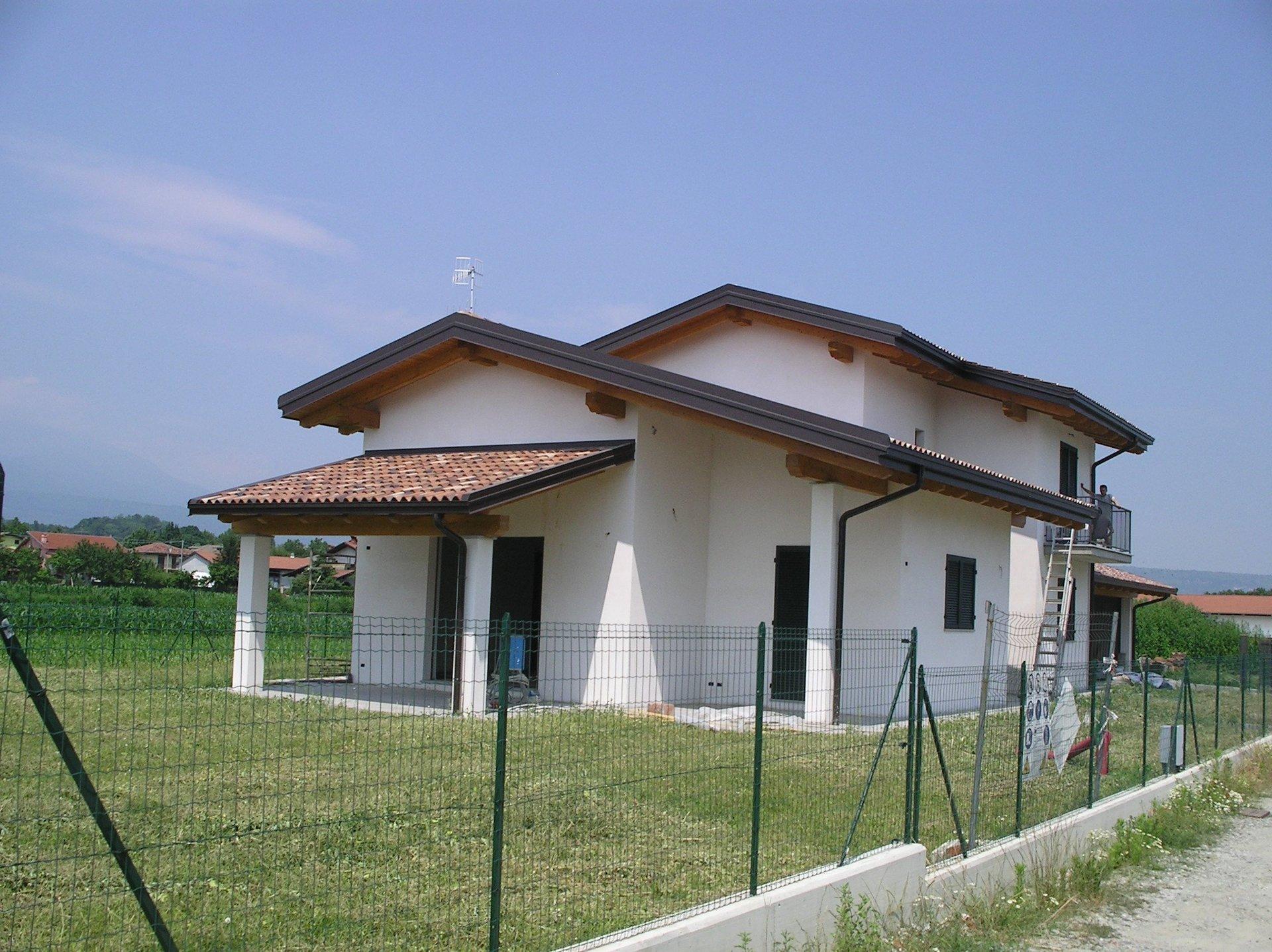 casa privata con giardino