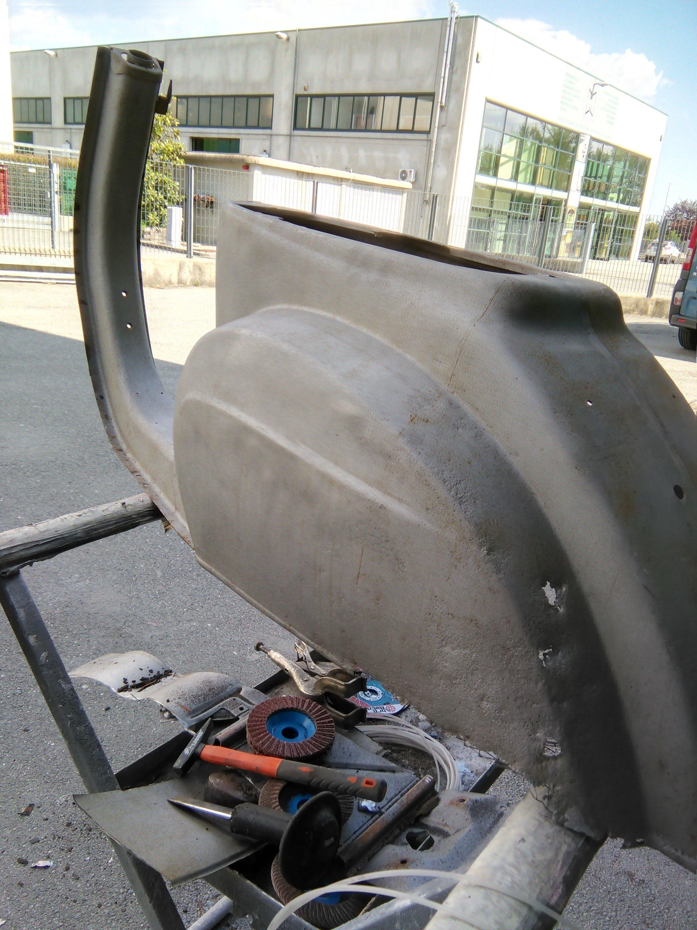 riparazione portiere per auto a Burolo, TO