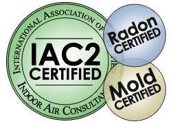 IAC2 certified logo