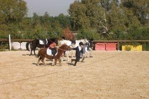 centro equitazione bambini Roma