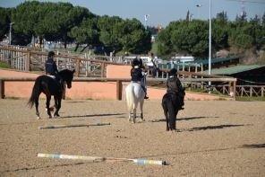 centro equitazione Roma