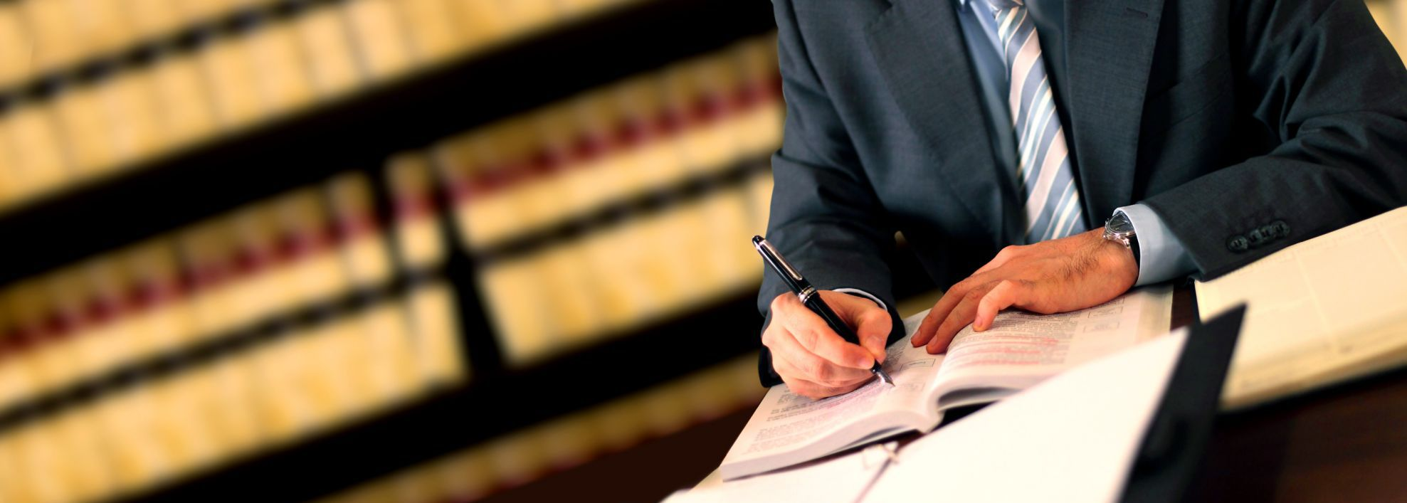 The papers of a lawyer in Lahaina, HI