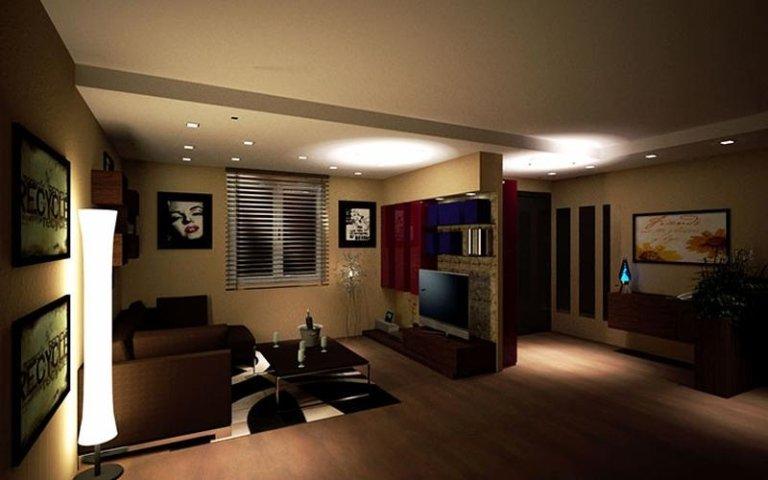 salotto stile moderno modena