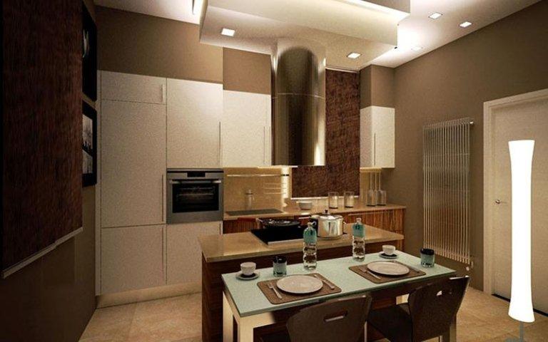 cucina moderna abitabile modena