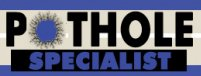 pothole specialist logo