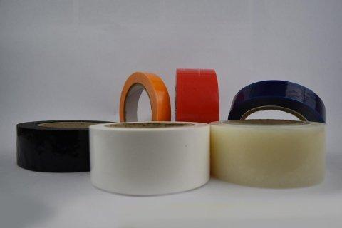 Polyethylene adhesive tapes