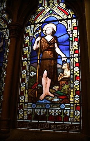 restored glass
