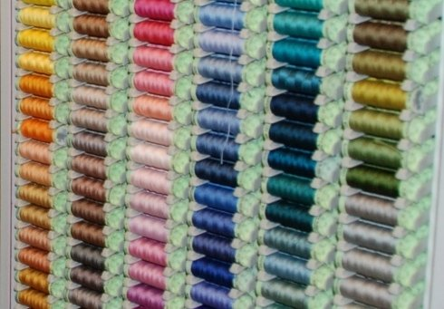 Accessori per Cucito e Cotoni colorati