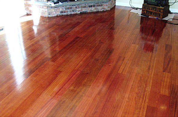 Brazilian Vertical Grain Cherry Hardwood Floors Wood Manchester & Concord, NH