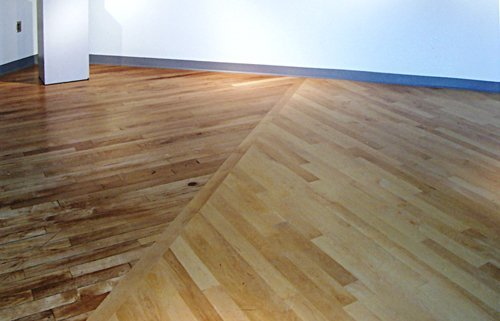 3.25'' Maple Wood Floor Installation Manchester & Concord, NH