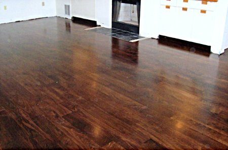 Black Walnut Hardwood Floors Manchester & Concord, NH