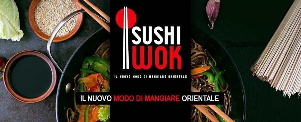 SUSHI WOK - NOODLE