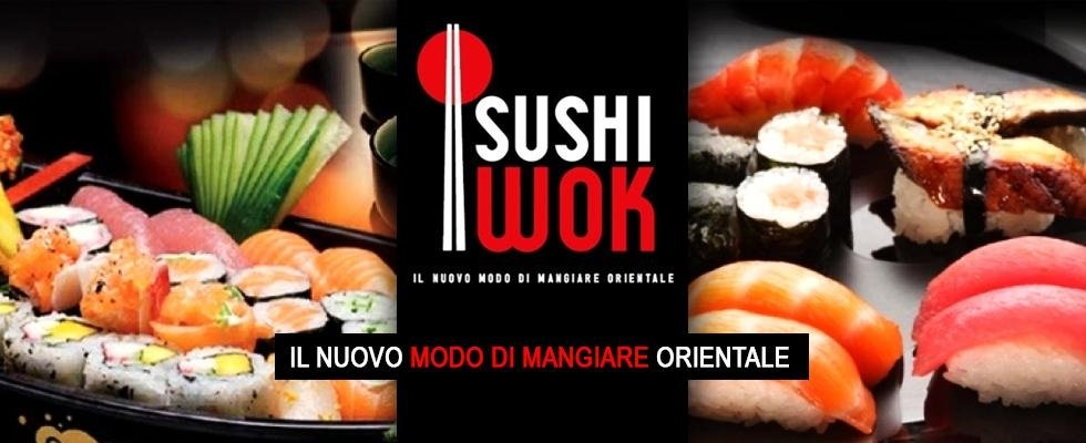SUSHI WOK - TAKE AWAY