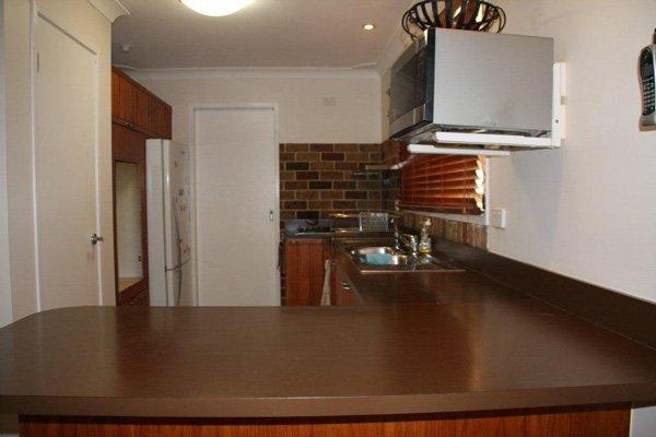 kitchen before renovation