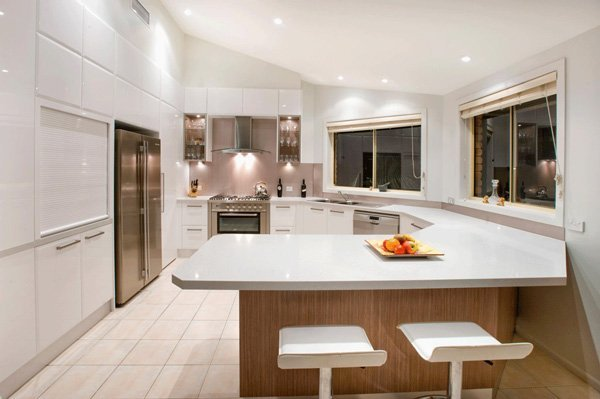 kitchen renovation by Granite Transformations