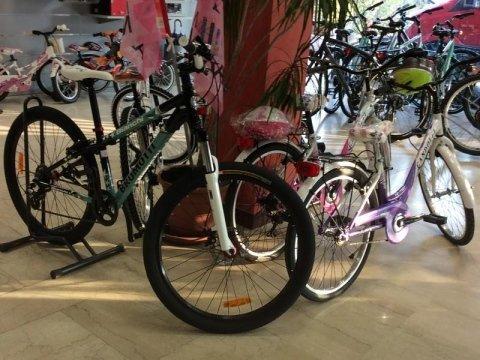 Ampia scelta di bici per i piccoli ciclisti