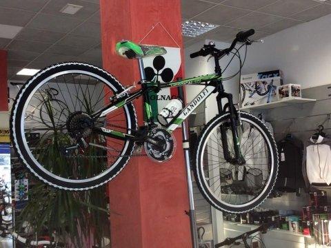 Mountain Bike per i più avventurosi