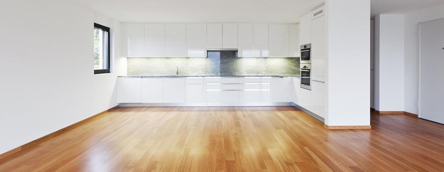 Kitchen floor polishing in Auckland
