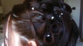 strass per capelli