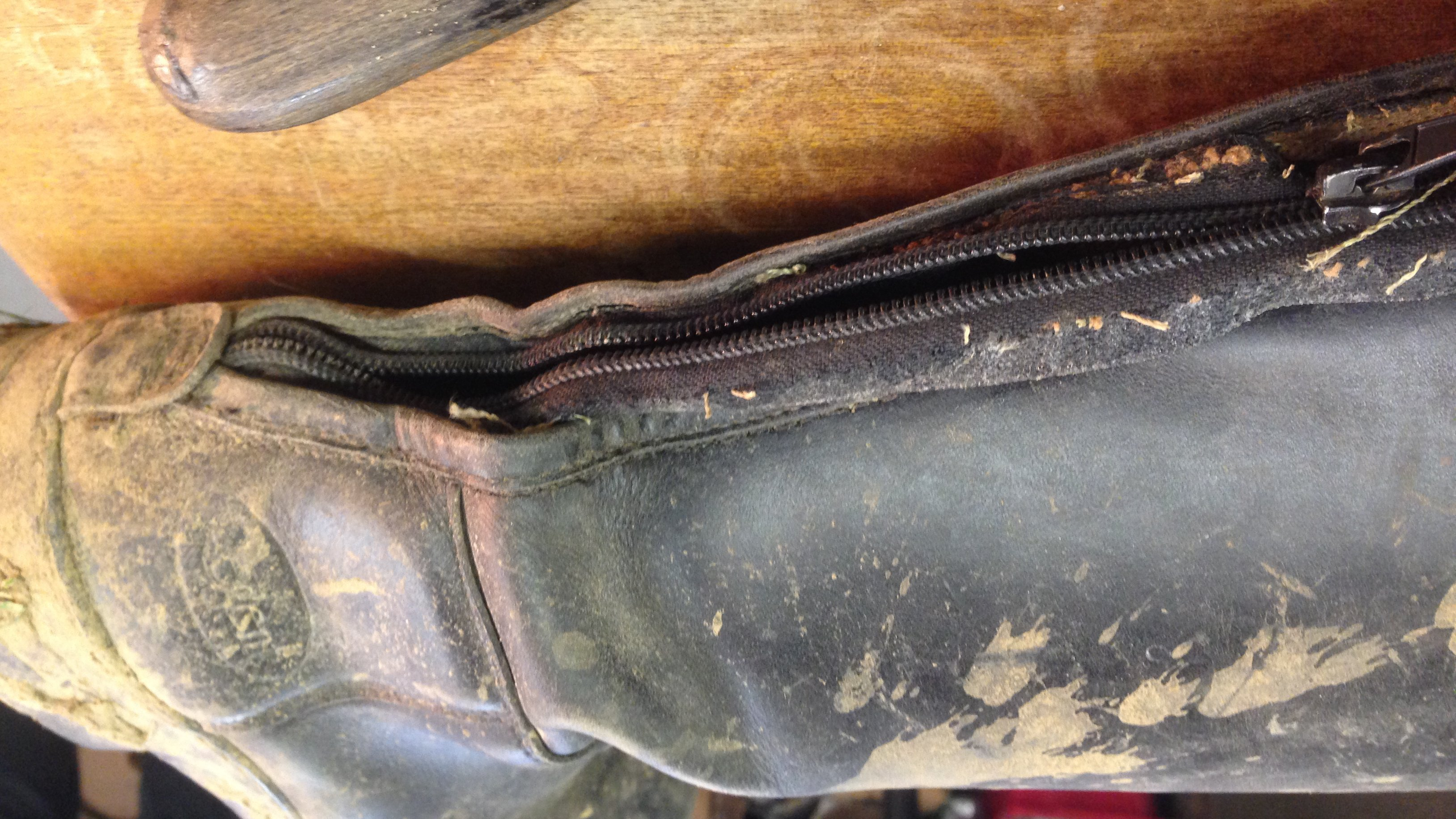 7f73277b4a Excellent riding boot repairs in Norwich