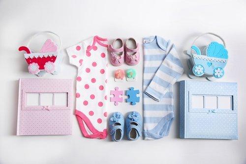 Kit tutina e scarpe baby