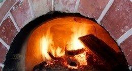 manutenzione forno a legna pizzerie