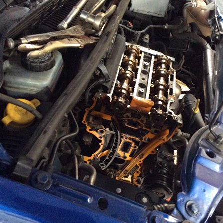 car engine repairs at our PJT Car Care