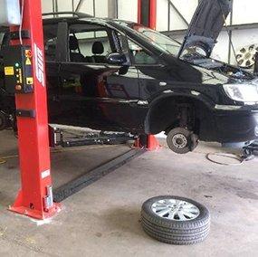 MOT repairs