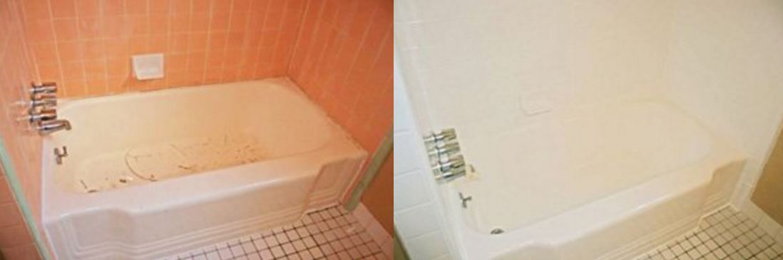 bathroom tile refinishing. Our Finishes And Coatings Come In A Full Palette Of Colors For You To Choose From, So Whether Want Freshen Up The Look Your Bathroom Or Totally Tile Refinishing