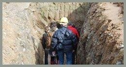 Ispezione geologica
