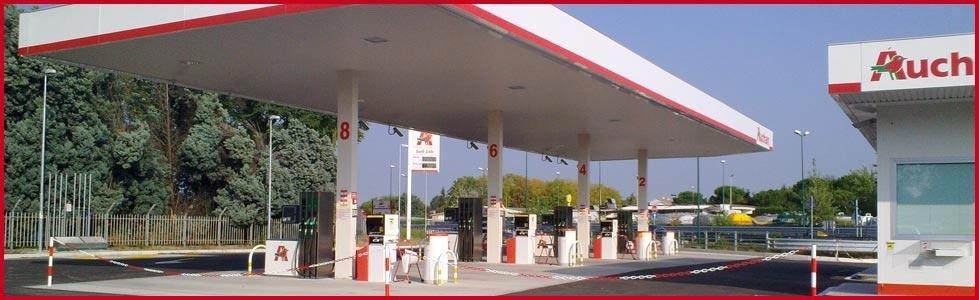 Realizzazione Impianti di Carburante