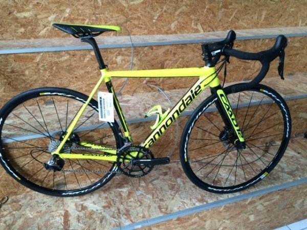 CAAD 12 DURACE DISC LIMITED EDITION