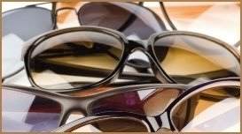 occhiali da sole con lenti ottiche