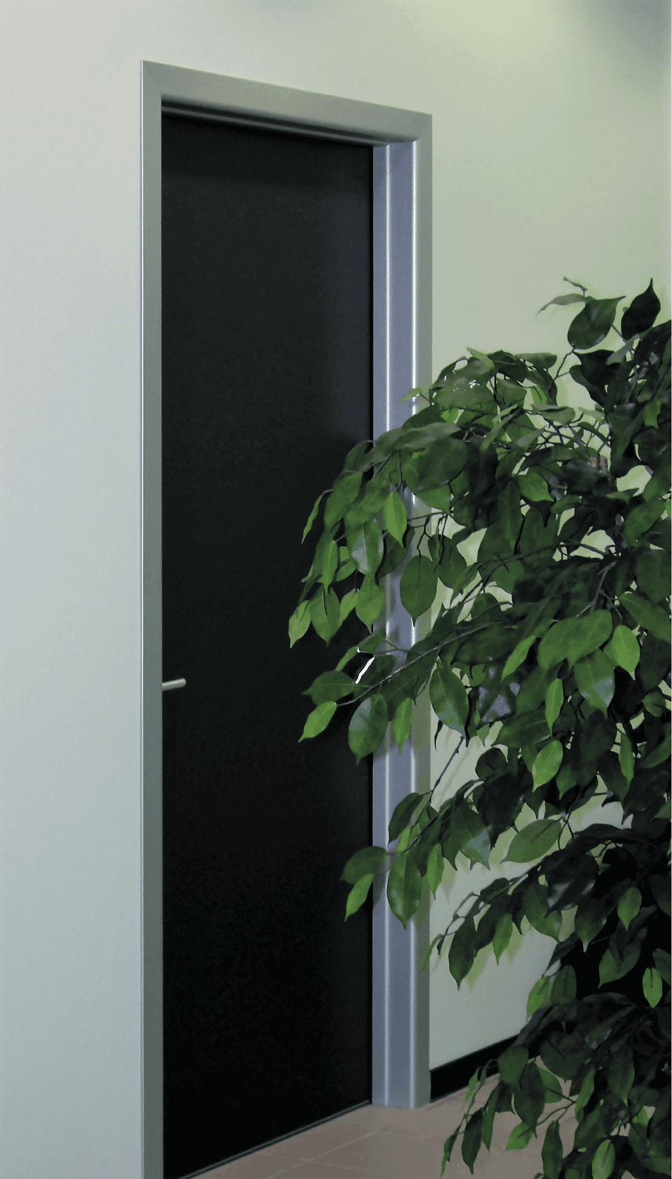 porte interne a battente plasticata o preverniciata