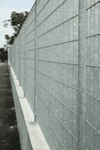 recinzione industriale